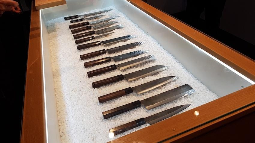 Traditionelles Handwerk aus Japan: Diese Messer bestechen durch einfaches Design und große Funktionalität